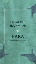 Para | David Van Reybrouck |