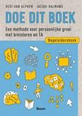 Doe dit boek (begeleidersboek) | Hedi van Alphen ; Jacqui Halmans |