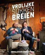 Vrolijke sokken breien   Dendennis ; Wim Vandereyken   9789024585663