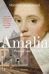 Amalia   Matthias Rozemond   9789024588046