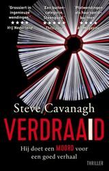 Verdraaid   Steve Cavanagh   9789024593651
