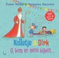 O, kom er eens kijken & O, dennenboom - omkeerboek | Pieter Feller ; Natascha Stenvert |