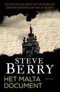 Het Maltadocument | Steve Berry |