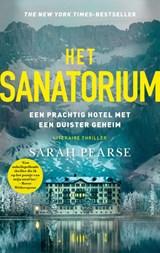 Het sanatorium   Sarah Pearse   9789026350917