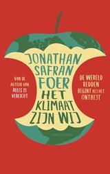 Het klimaat zijn wij   Jonathan Safran Foer   9789026354144