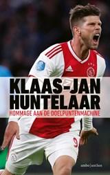 Klaas-Jan Huntelaar | Menno Pot ; Sam Planting ; Willem Vissers ; Edwin Winkels | 9789026356889