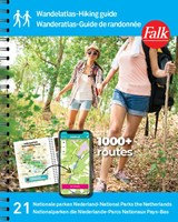 Falk Wandelatlas Nederland  - Wandelroutes in 21 Nationale Parken in Nederland - wandelgids | auteur onbekend | 9789028703940