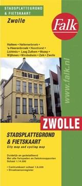 Zwolle stadsplattegrond | auteur onbekend | 9789028707832