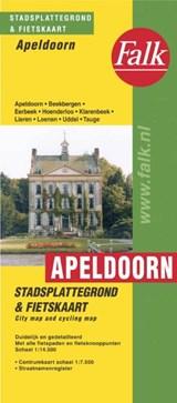 Apeldoorn plattegrond | auteur onbekend | 9789028707924