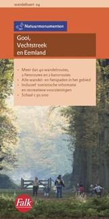 Gooi, Vechtstreek en Eemland | Falkplan ; Vereniging tot Behoud van Natuurmonumenten in Nederland | 9789028725324
