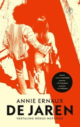 De jaren   Annie Ernaux   9789029540650