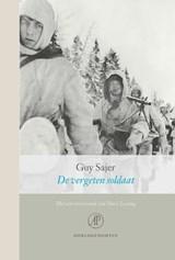 De vergeten soldaat   Guy Sajer   9789029543361