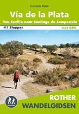 Vía de la Plata | Cordula Rabe | 9789038927367