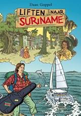 Liften naar Suriname   Daan Goppel   9789038928036
