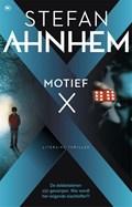 Motief X   Stefan Ahnhem  
