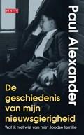 De geschiedenis van mijn nieuwsgierigheid   Paul Alexander  