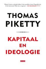Kapitaal en ideologie   Thomas Piketty   9789044543186