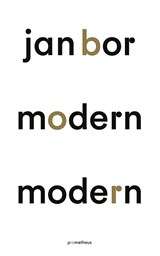 Modern modern | Jan Bor | 9789044638301