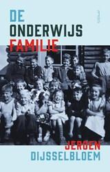 De onderwijsfamilie   Jeroen Dijsselbloem   9789044648973