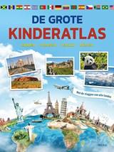 De grote kinderatlas | Andrea Schwendemann | 9789044752557