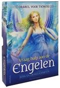 Vraag hulp aan de engelen - Boek en orakelkaarten | Rita Pietrosanto |