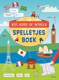 Reis rond de wereld spelletjesboek   Philippe Eliasse  