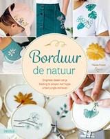 Borduur de natuur   Pascale Poupon   9789044760118