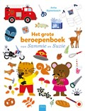 Het grote beroepenboek van Sammie en Suzie   Anita Bijsterbosch  