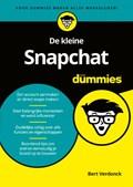 De kleine Snapchat voor Dummies | Bert Verdonck |