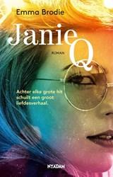 Janie Q | Emma Brodie | 9789046827918