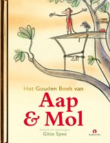 Het Gouden Boek van Aap en Mol   Gitte Spee   9789047628804
