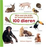 Mijn eerste kijk-en woordenboek: 100 dieren | auteur onbekend | 9789048318599