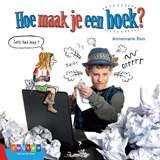 Hoe maak je een boek?   Annemarie Bon   9789048732975
