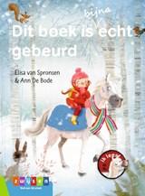 Dit boek is bijna echt gebeurd   Elisa van Spronsen   9789048736003