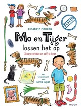 Mo en Tijger lossen het op   Elisabeth Mollema   9789048843145