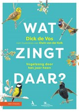 Wat zingt daar?   Dick de Vos   9789050117425