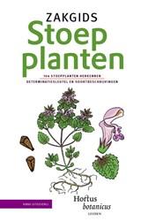 Zakgids Stoepplanten | Hortus Botanicus Leiden ; Werkgroep Stadsplanten Breda | 9789050118040