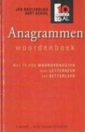 Anagrammenwoordenboek   MEULENDIJKS, J.& SCHUIL, B.  