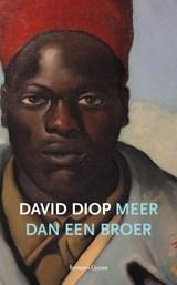 Meer dan een broer   David Diop   9789059368613