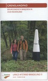 LAW 11 Grenslandpad Lange-afstand-wandelpad Sluis - Thorn 372km | Sietske de Vet ; Teun van Elsacker | 9789071068911