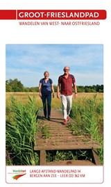 Groot-Frieslandpad LAW 14   Sietske de Vet ; Flip van Doorn   9789071068966