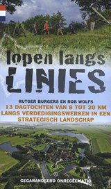 Lopen langs linies | Rutger Burgers ; Rob Wolfs | 9789078641636