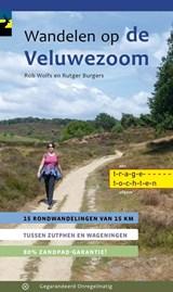 Wandelen op de Veluwezoom | Rob Wolfs ; Rutger Burgers | 9789078641711
