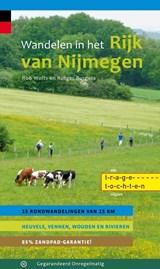 Wandelen in het Rijk van Nijmegen | Rob Wolfs ; Rutger Burgers | 9789078641834