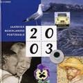 Yearbook Dutch Stamps / 2003 | Krikhaar, N. |
