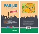 Parijs per fiets! Fietsgids met losse overzichtskaart   Joke Radius   9789080440258
