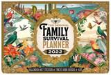 De Family Survival Planner 2022   Uitgeverij Thoeris en Zender   9789082633559