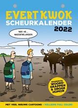 Evert Kwok Scheurkalender 2022   Eelke de Blouw ; Tjarko Evenboer   9789083058207