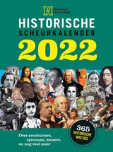 Historische Scheurkalender 2022   (red.)   9789085717331