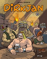 Dirkjan 20. deel 20 | mark retera | 9789086130269